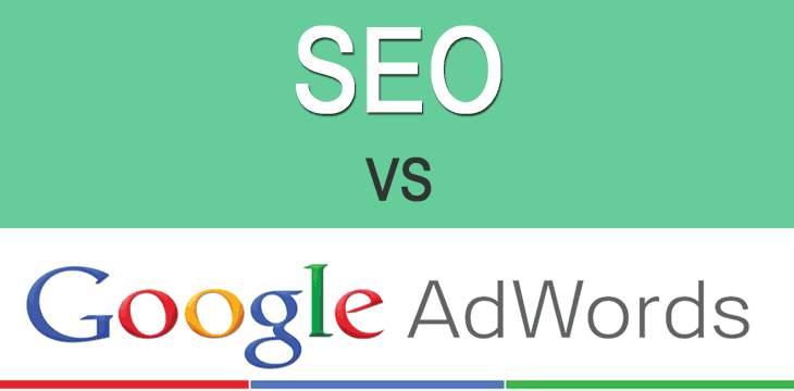 Phân biệt giữa quảng cáo SEO và quảng cáo Google Adwords