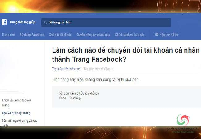chuyen facebook ca nhan thanh fanpage 3 compressed