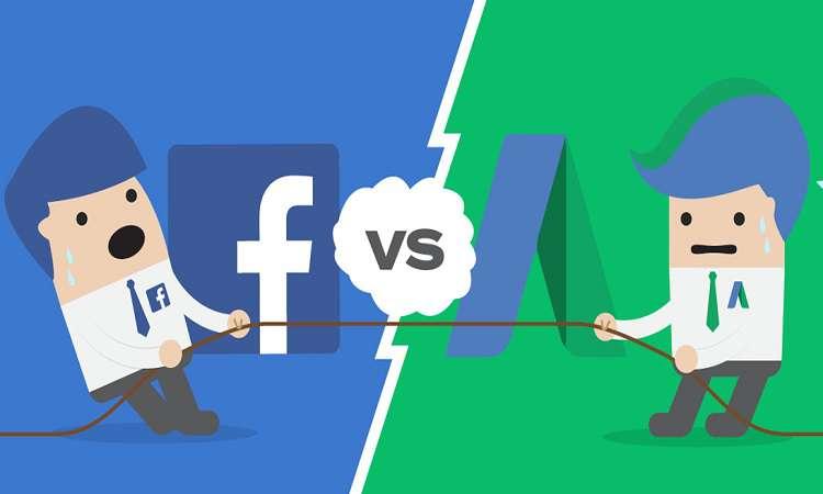 Quảng cáo google adwords hay facebook ads, sự lựa chọn khôn ngoan