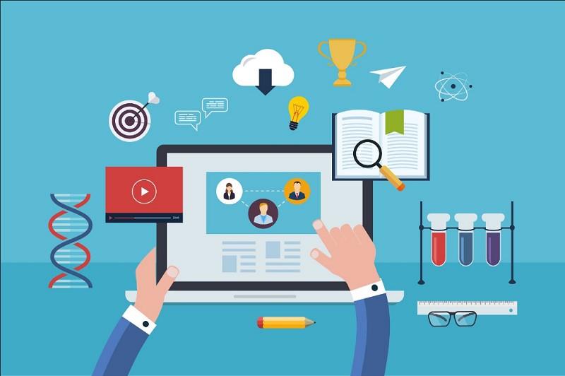 học nghề marketing online