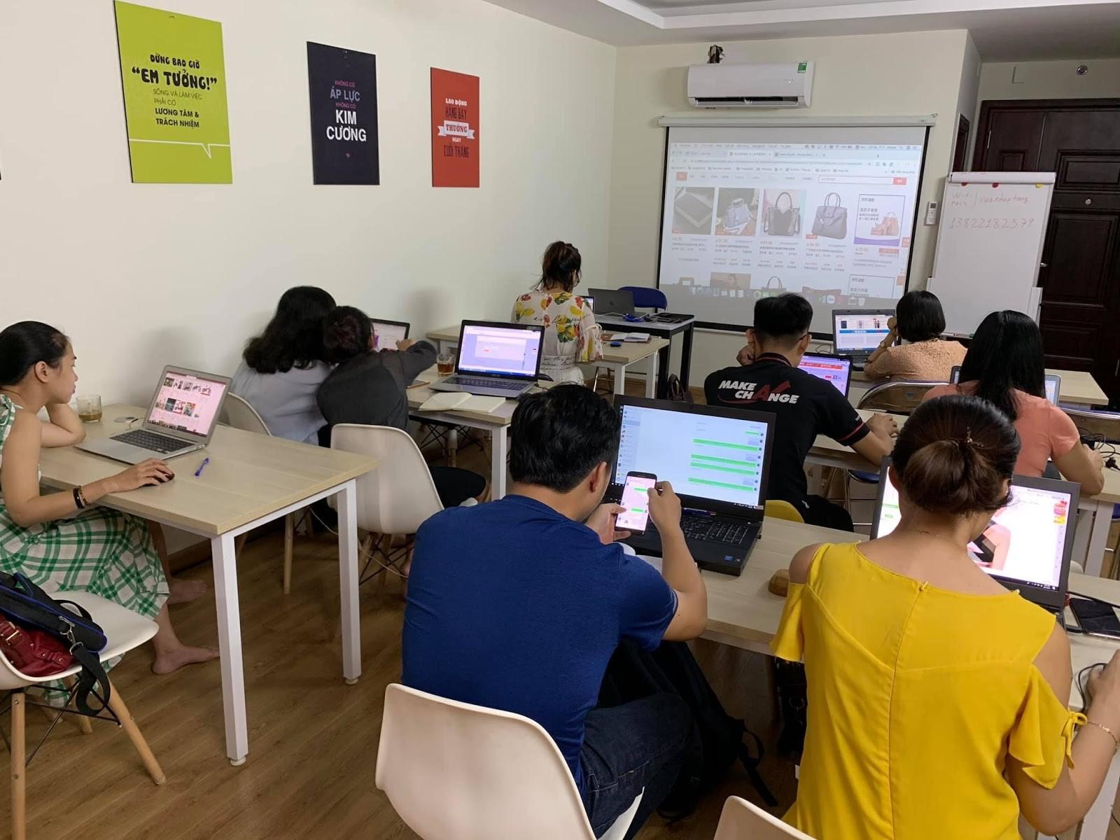 Khóa học Taobao