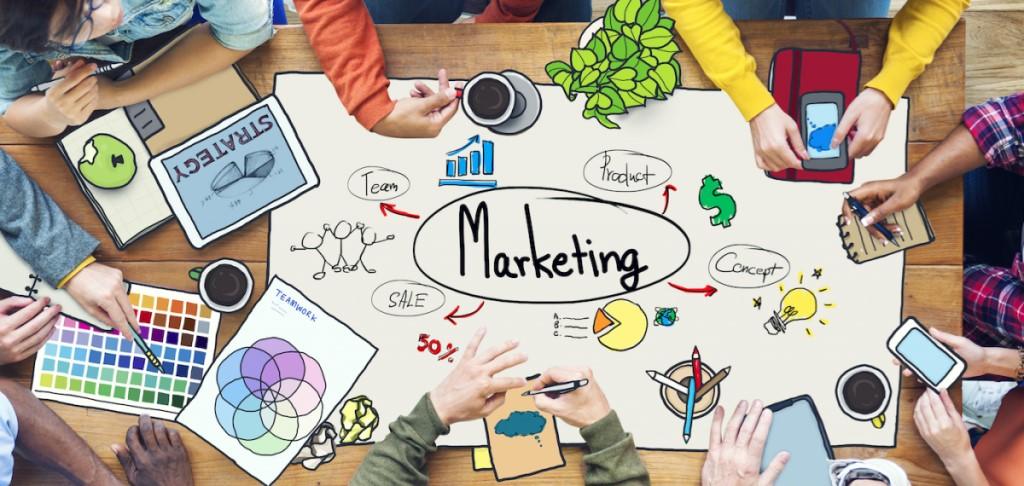 lớp marketing chuyên nghiệp