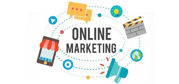 dạy online marketing