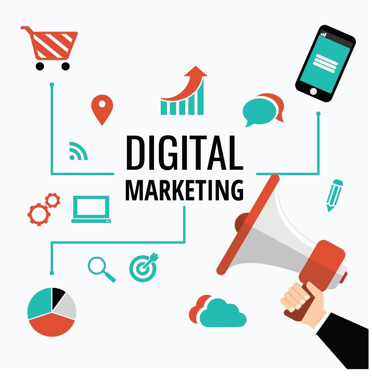 trung tâm digital marketing