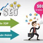 Dịch vụ seo website Tại Bình Định Bảng giá seo mới nhất
