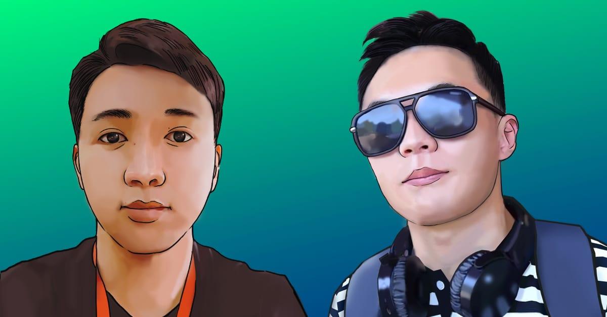 Cris & Trung Kiên