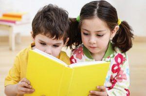 Giúp con yêu thích đọc sách 3