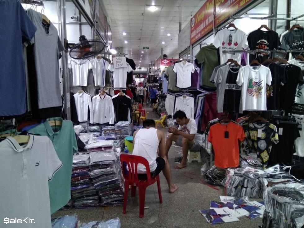 mở shop quần áo nam