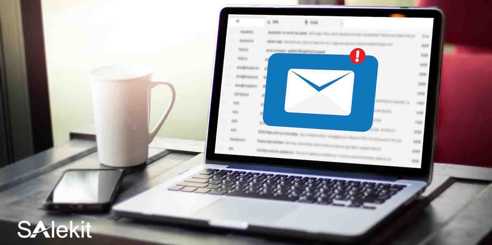 mau email gui khach hang