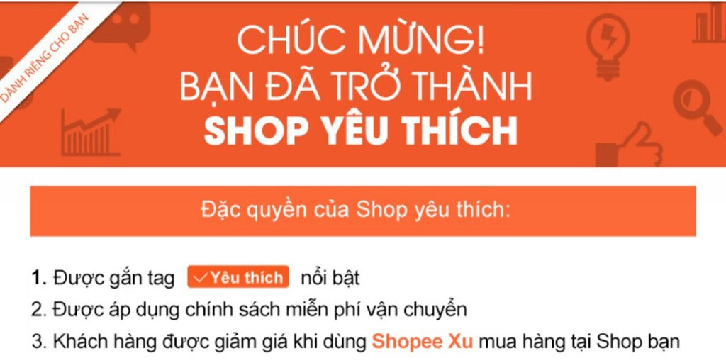 shop yeu thich la gi lam sao de tro thanh shop yeu thich tren shopee 1