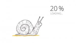 Tốc độ load website quá chậm khiến SEO Google của bạn không hiệu quả
