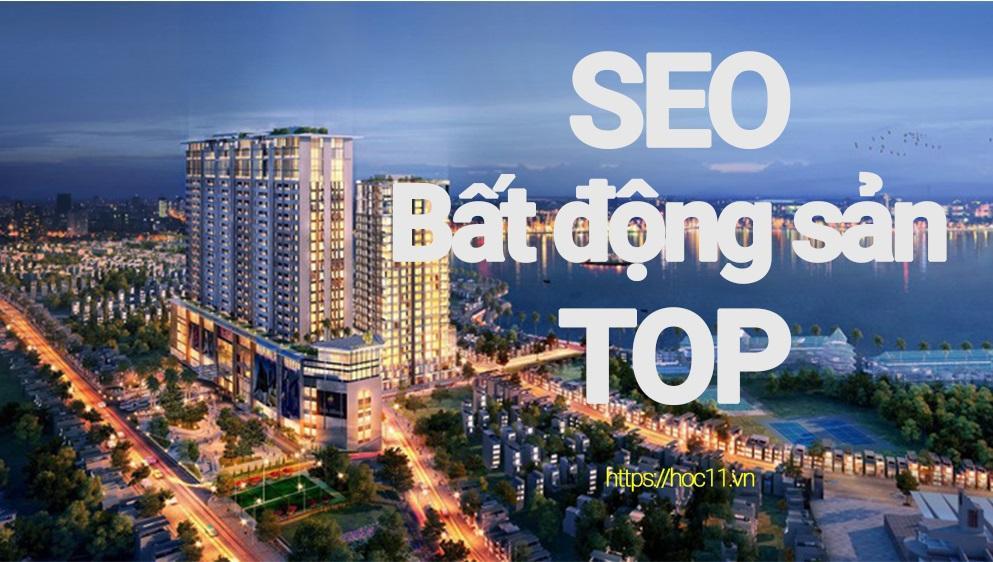 Seo bất động sản gắn thương hiệu trên website