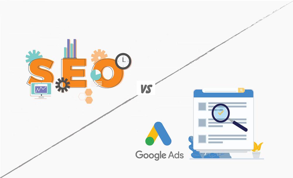 Dịch vụ SEO Google có lợi thế gì hơn so với Google Ads?