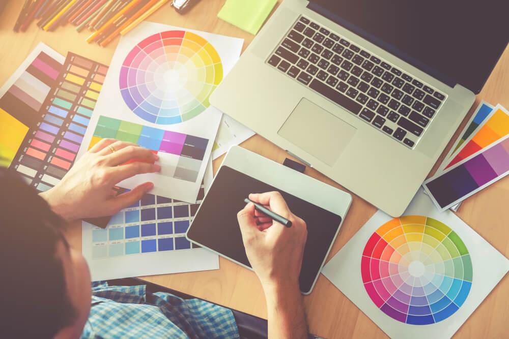 Nhu cầu của ngành lao động ngành thiết kế đồ họa hiện nay.