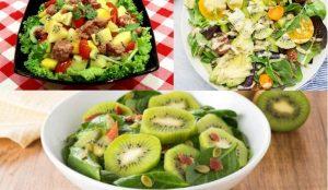 3 cong thuc lam salad kiwi vua ngon lai cuc bo duong cho bua sang 202011071426026102