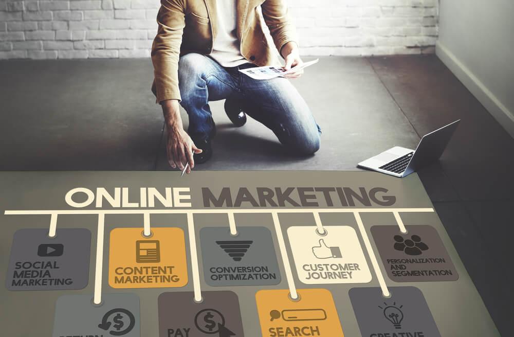 Công ty dịch vụ lập kế hoạch quảng cáo online - Trọn gói Marketing