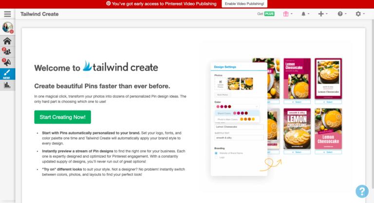 Trang tổng quan của Tailwind