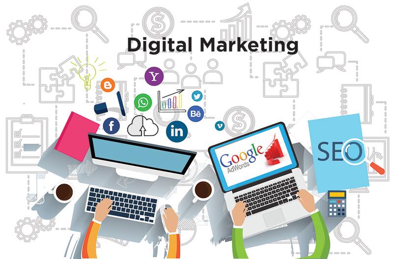 Các giai đoạn phát triển của Digital Marketing - Việc làm Philippines Marketing