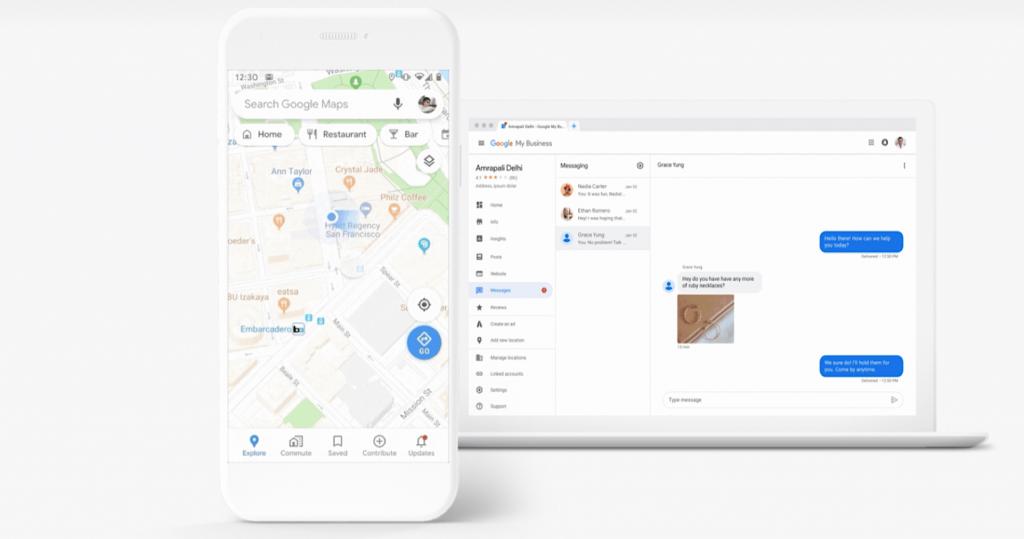 Google Maps cập nhật tính năng mới