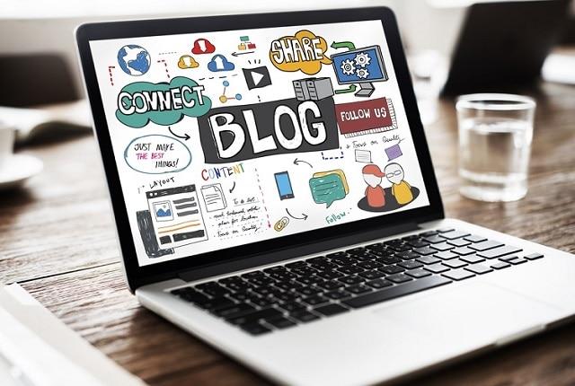 Kiểm soát đằng sau một bài đăng trên blog