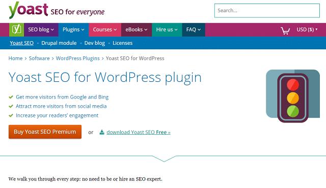 Yoast seo là một plugin WordPress được thiết kế để làm cho việc SEO