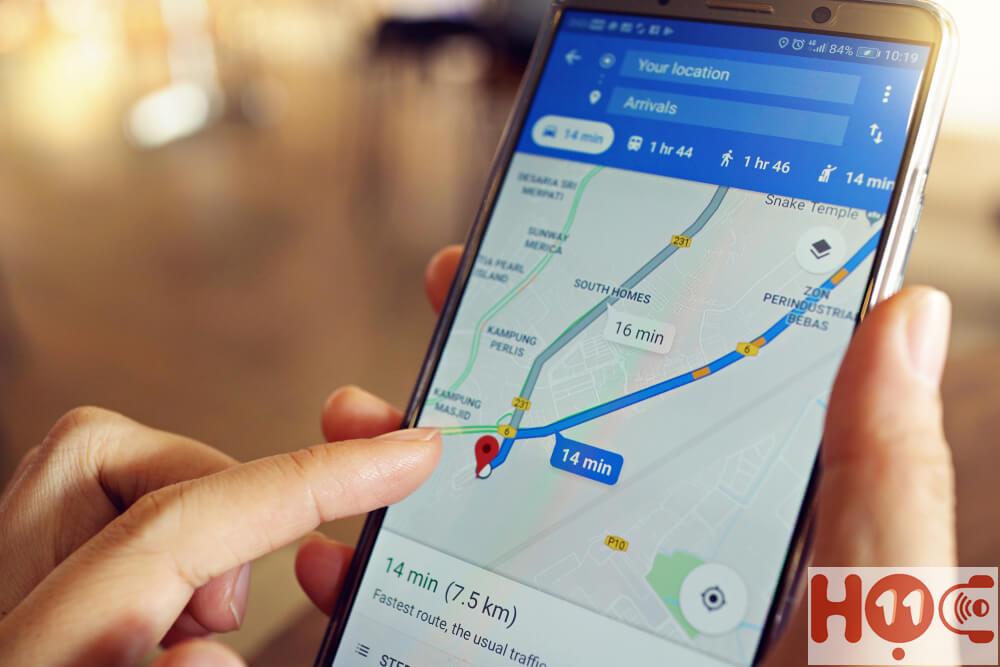 Sử dụng dịch vụ đánh giá Google Map chuyên nghiệp