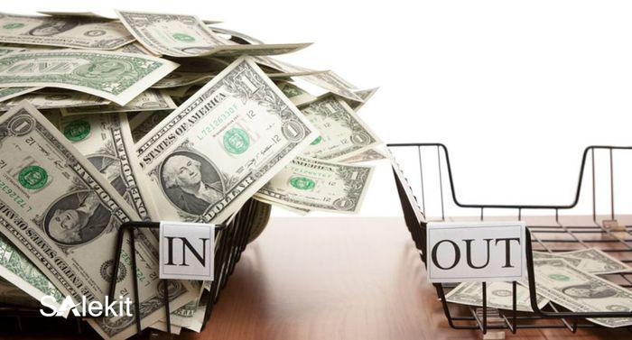 cash flow statement la gi