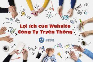 loi ich cua viec thiet ke website cong ty truyen thong 640x427 1