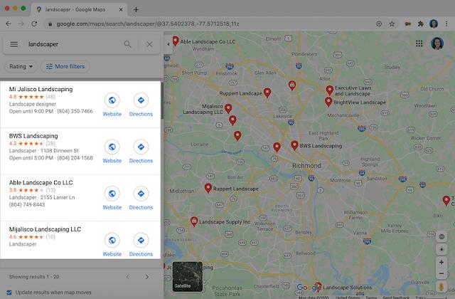 Seo Google map & 10 cách nâng thứ hạng Google map hiệu quả 1