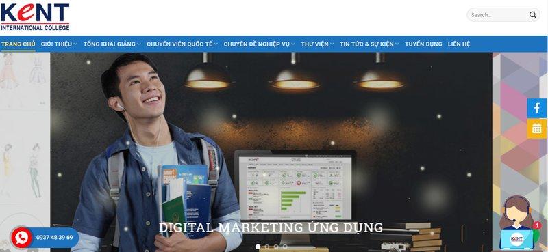 top 8 trung tâm đào tạo marketing