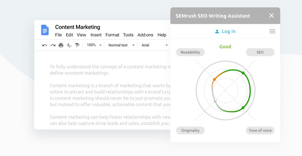 Công cụ hỗ trợ content hữu ích của SEMrush